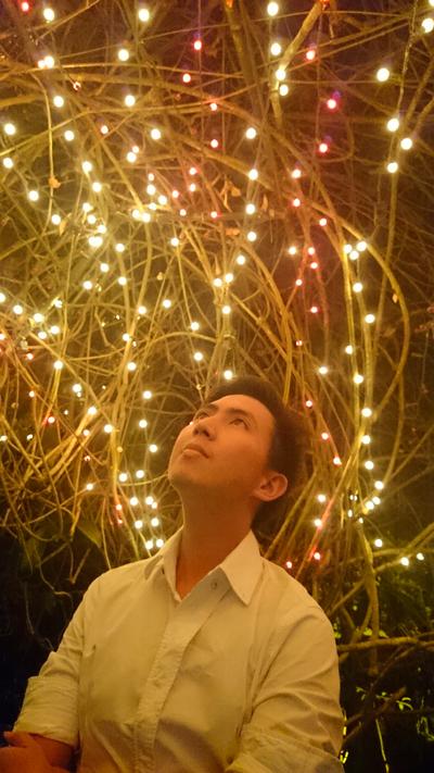 Electricidad LED exterior