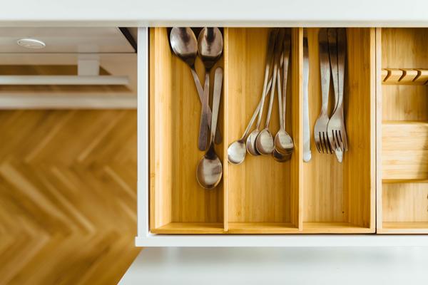 Nuevo almacenaje para reformar cocina