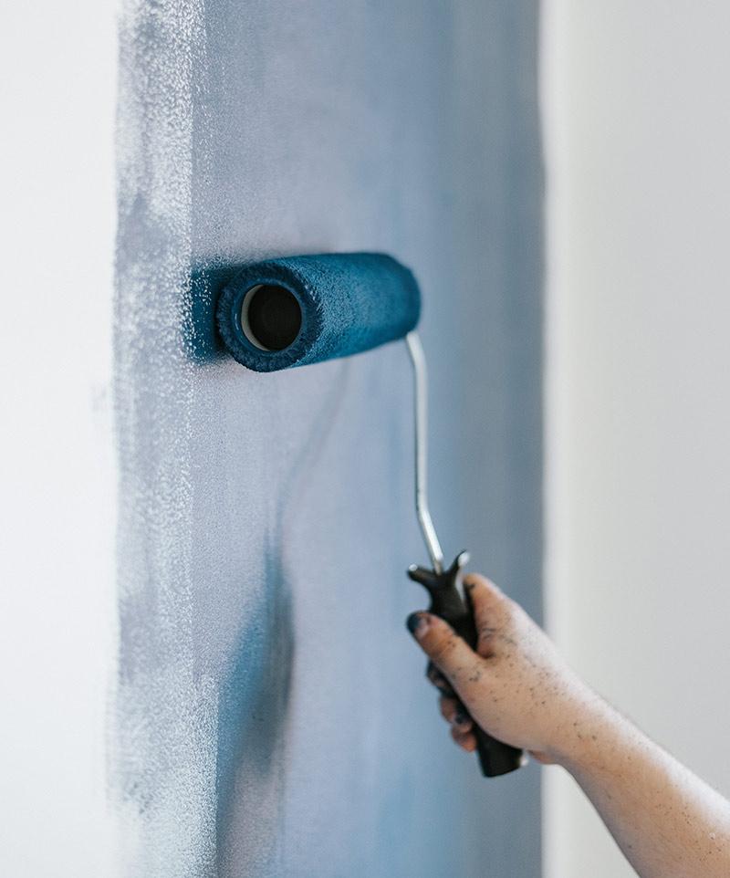 Pintar pared