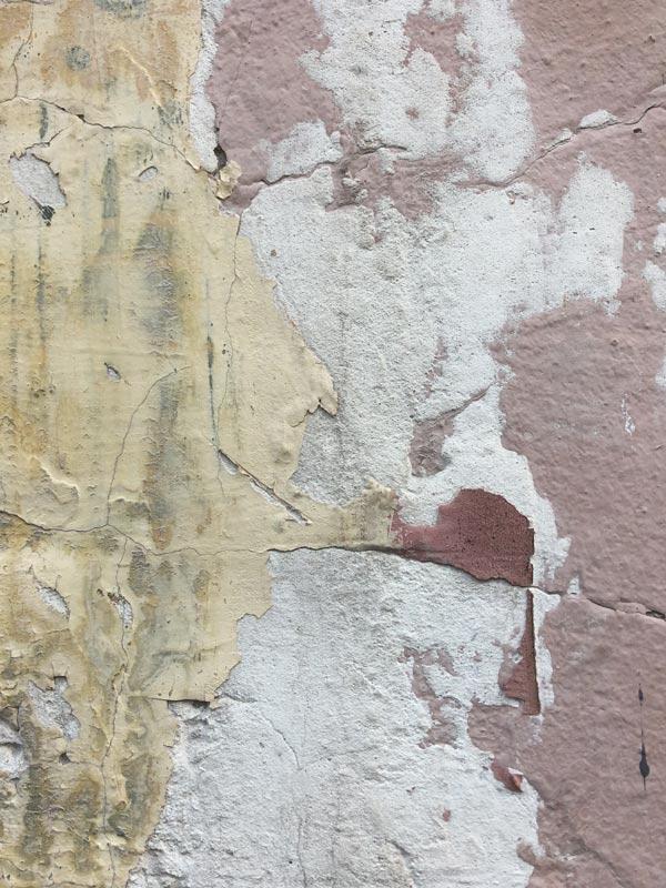 Fisuras en la pared